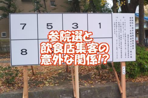 選挙掲示板