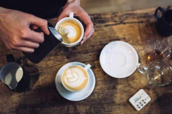 チェーンカフェと個人カフェ
