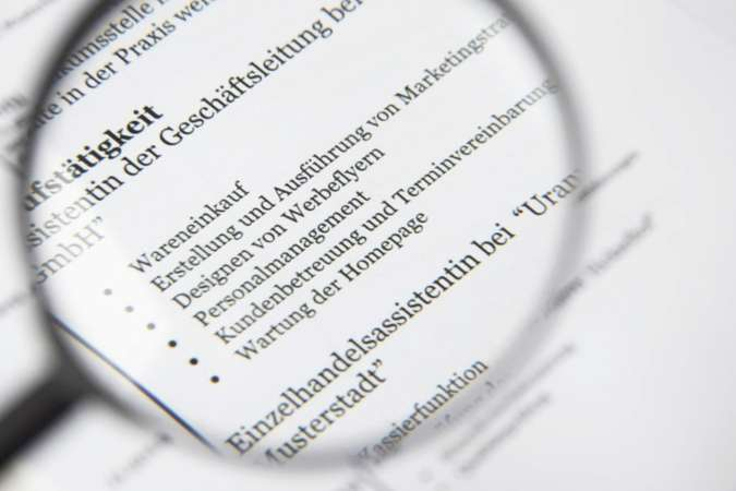 信用情報の履歴
