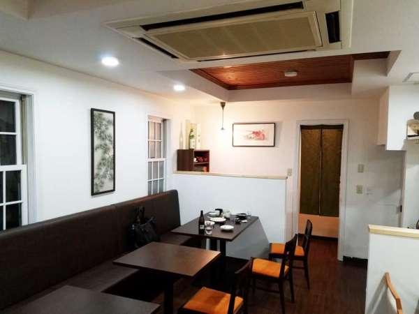 飯場-松の葉-客席1
