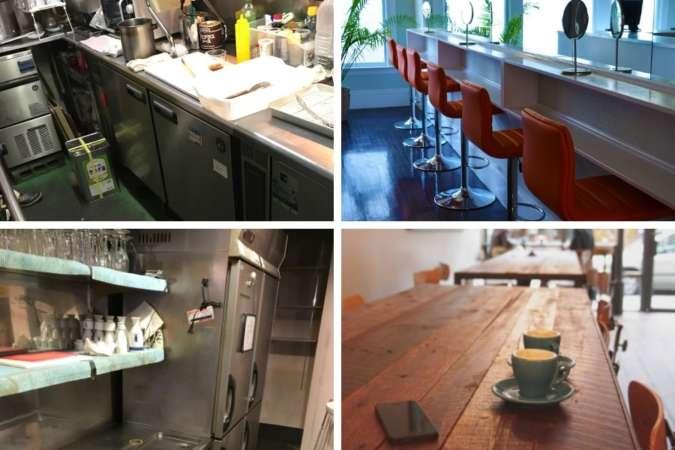 厨房設備や造作