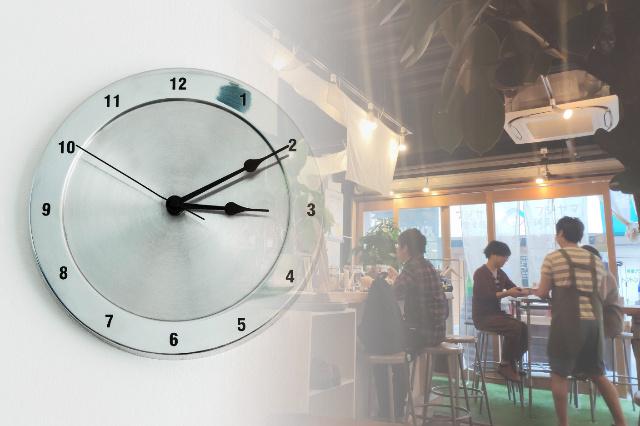 開業前に自由に使える時間を確保
