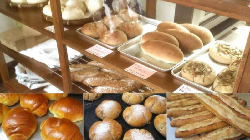 723ベーカリーのパン